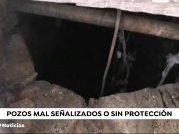 POZOS SIN PROTECCION - TODO