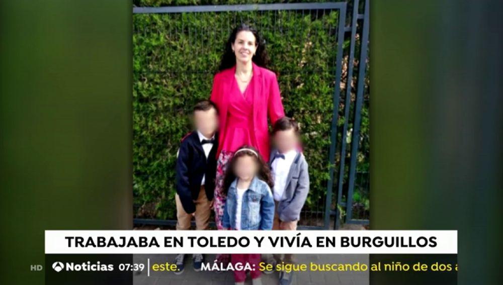 Burguillos decreta un día de luto oficial por la muerte de Laura Sanz en la explosión de una panadería de París