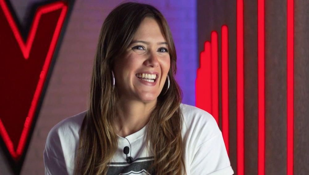 Presentación Beatriz Pérez La Voz