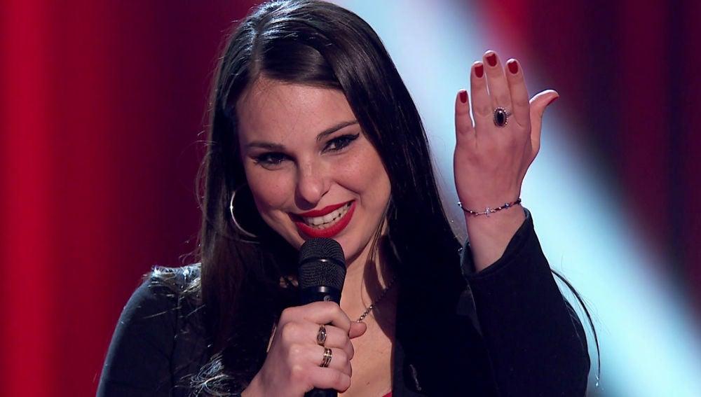 Despedida Victoria Julia Escudero Audiciones a ciegas
