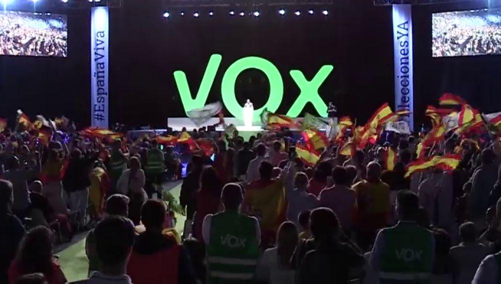Vox, sobre Irán
