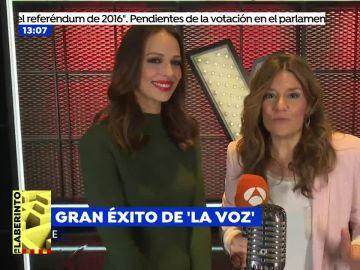 """La exclusiva de 'Eva González': """" Esta noche va a pasar algo que cambie el concurso"""""""