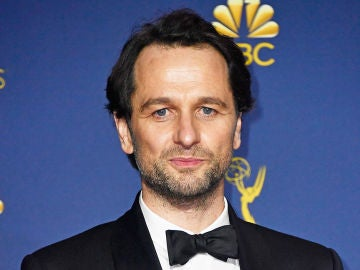 El actor Matthew Rhys