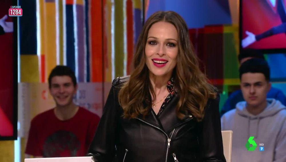 """VÍDEO: Eva González, sobre la actuación de Andrés Iwasaki: """"En 'La Voz' no solo tienen que cantar, si no emocionar"""""""