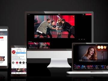 'La Voz' arrasa en el entorno digital