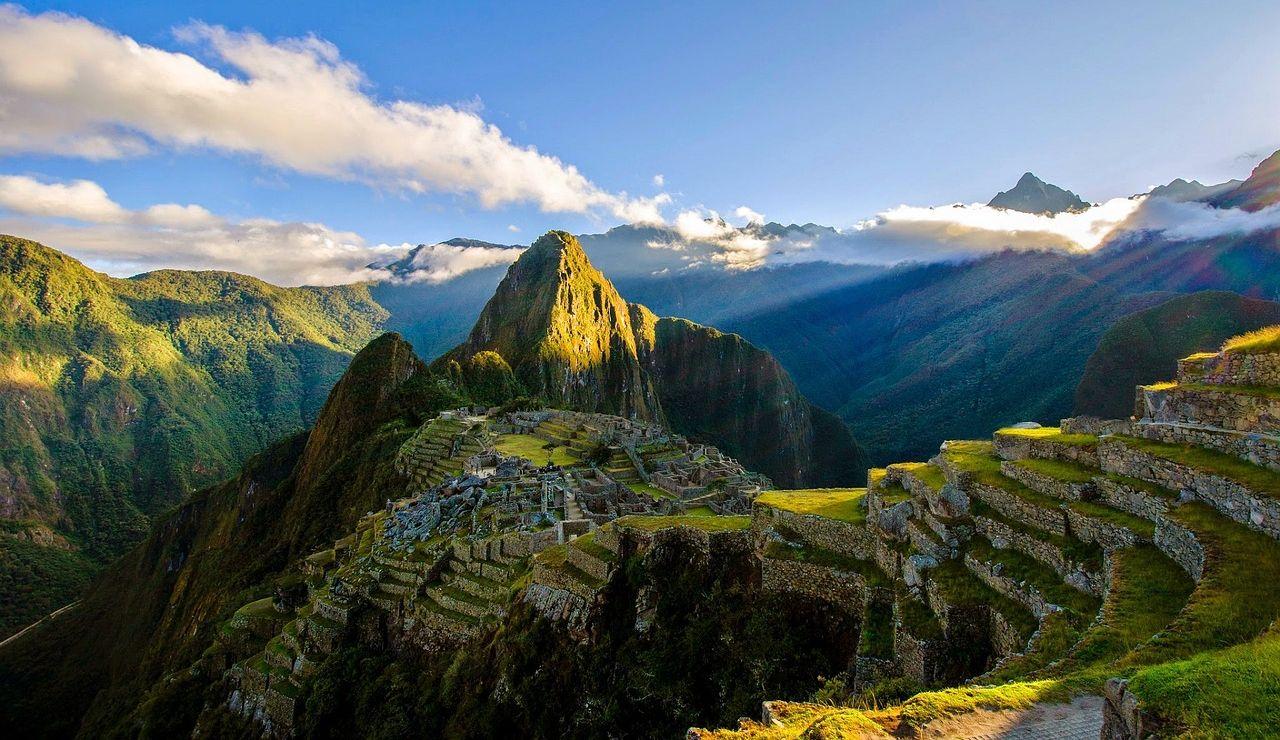 Imagen de archivo del Machu Picchu