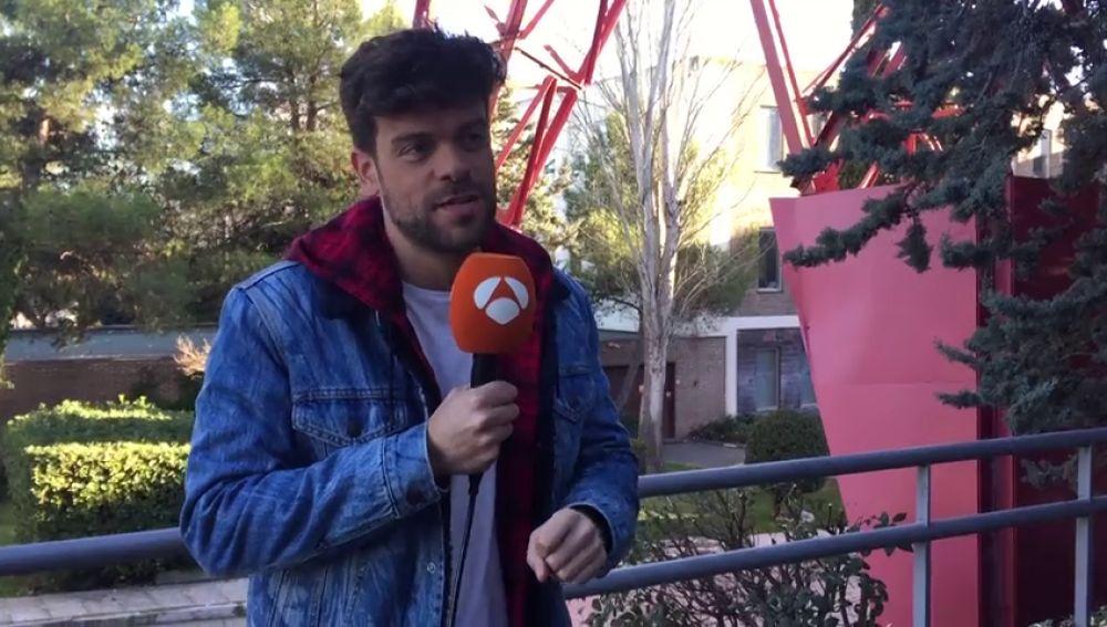 """Ricky Merino: """"Me iría con Paulina Rubio, me parece muy cachonda y muy divertida"""""""