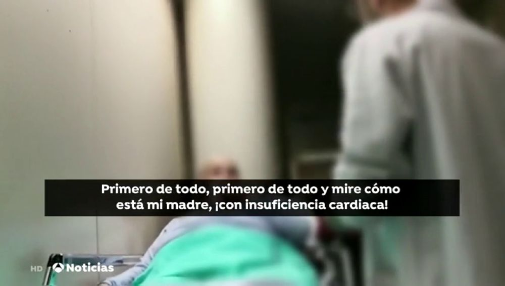 COLAPSO URGENCIAS BARCELONA