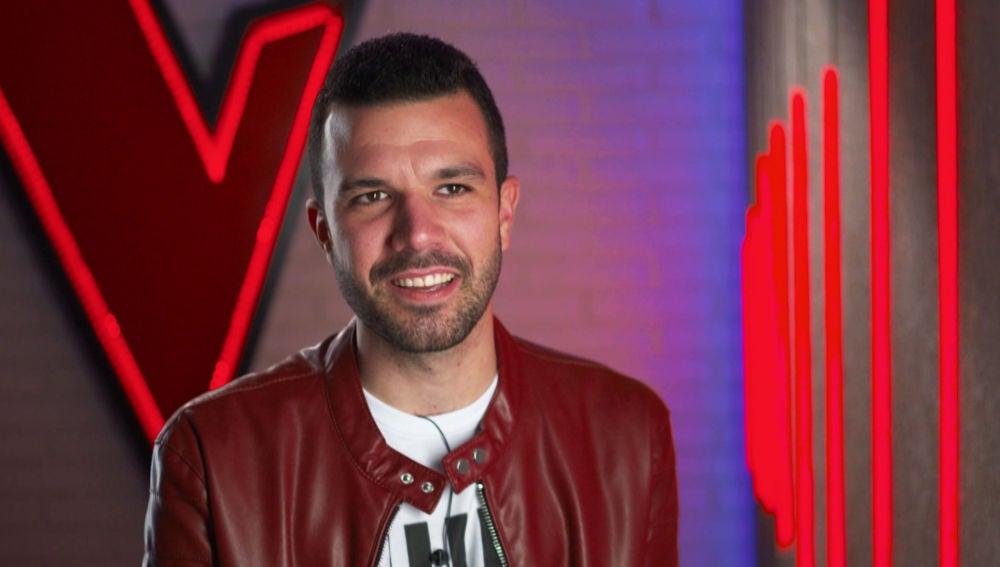 "Sergio Jiménez: ""Soy fan súper loco de Pablo López"""