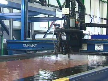 Comienza en Cádiz la construcción de la primera de las cinco corbetas encargadas por Arabia Saudí
