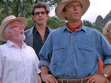 Fotograma de 'Jurassic Park'