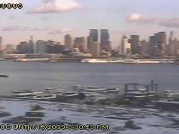 Se cumplen 10 años del milagro del avión que acuatizó en el río Hudson