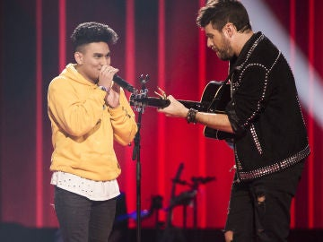 Pablo López y Lion hacen una versión de 'Toxic' de Britney Spears