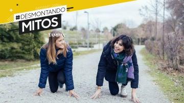 Gemma Galán y Susana Alonso