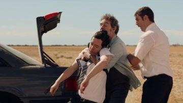 Teo y Pascual consiguen la coartada perfecta para no levantar sospechas en Torrecillas