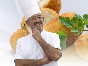 Karlos Arguiñano croquetas