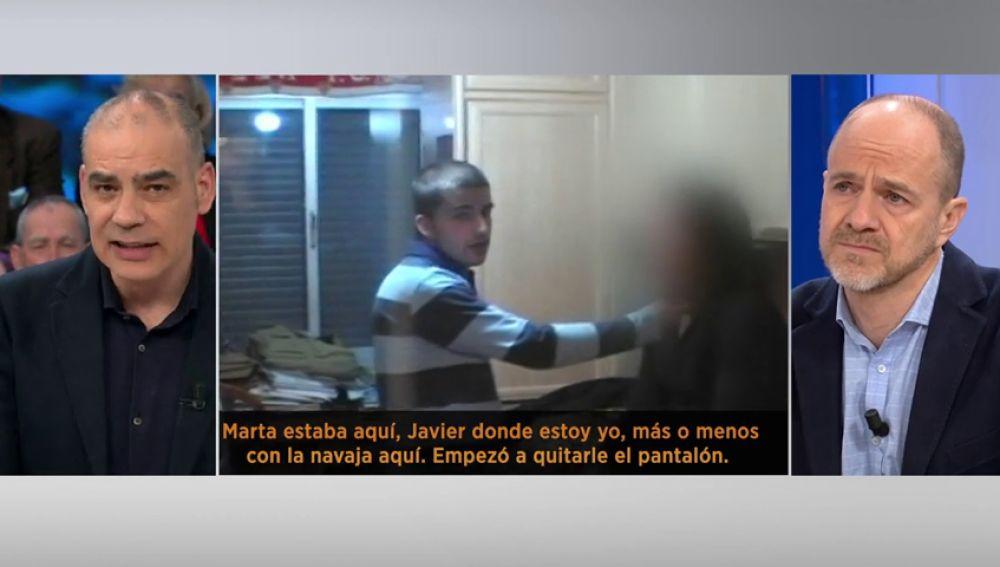 El compañero de celda de Miguel Carcaño cuenta sus confesiones en prisión en el programa especial '10 años sin Marta del Castillo'