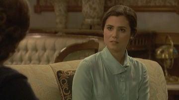 """Francisca, a María: """"Nunca te había visto sonreír tanto"""""""