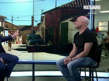 """Pepe Viyuela: """"Matadero es una serie muy atrevida, un thriller ibérico"""""""