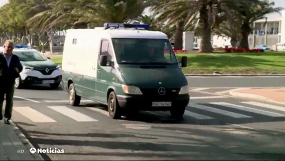 Pasa a disposición judicial el marido de Romina, la joven desaparecida en Lanzarote