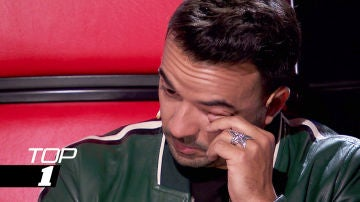 Las lágrimas de Luis Fonsi, la abuela de Susana Montaña y la segunda oportunidad de Sandra Groove, dentro del TOP 5 de las Audiciones a ciegas de 'La Voz'