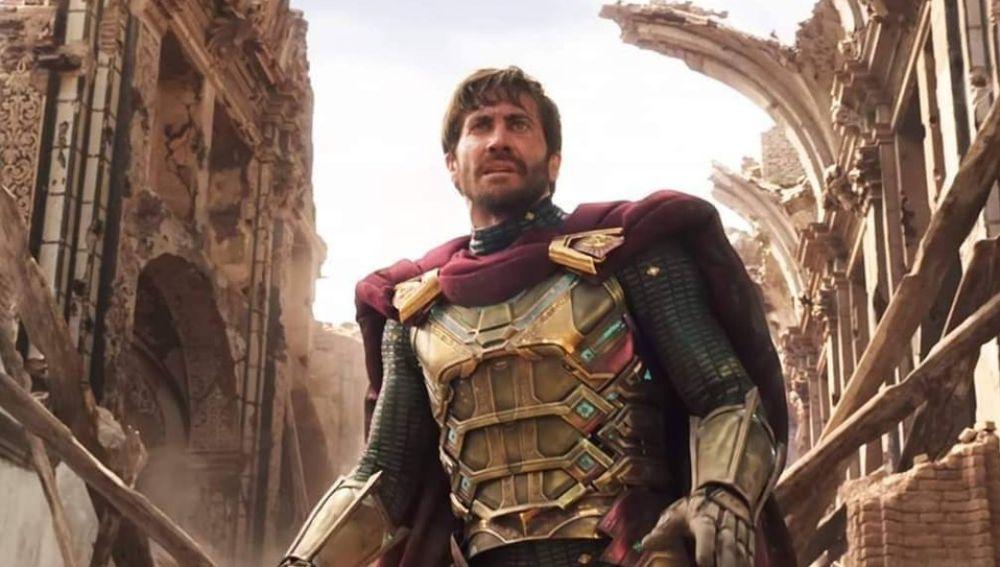 Jake Gyllenhaal como 'Mysterio'