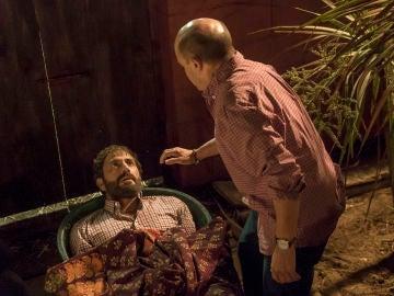 Alfonso se deshace del cuerpo de Francisco