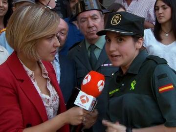 María cuenta la verdad que el Capitán Villanueva y el alcalde de Torrecillas quieren tapar