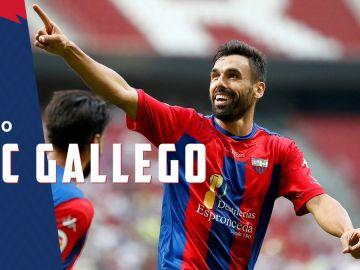 Enric Gallego, nuevo jugador del Huesca