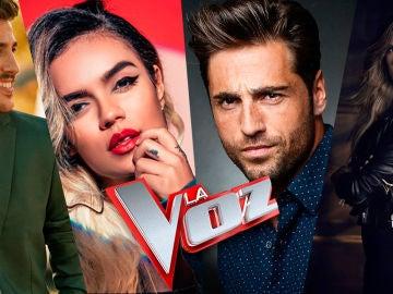 Descubre las primeras imágenes de los asesores de 'La Voz'