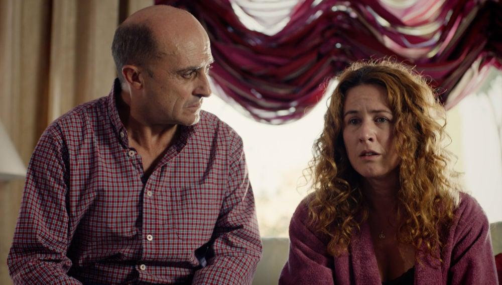 El plan de Almudena y Alfonso para deshacerse de Francisco