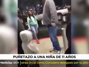 Agresión racista de un hombre a una niña de 11 años en Carolina del Norte