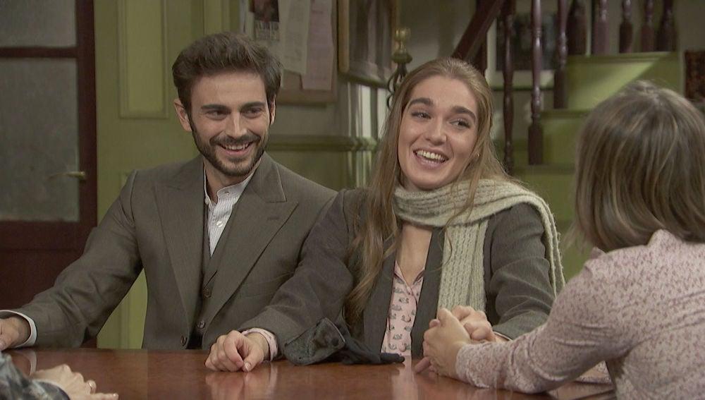 ¡Julieta y Saúl deciden convertirse en marido y mujer!