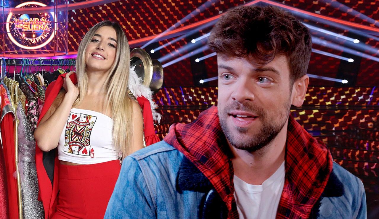 El cambio de sexo de Ricky para convertirse en Mimi en 'Tu cara me suena'