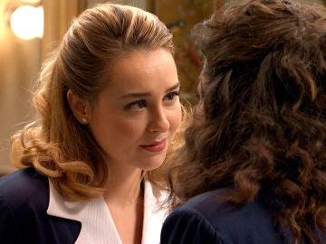 """Luisita a Amelia: """"Por un beso tuyo, soy capaz de lo que sea"""""""