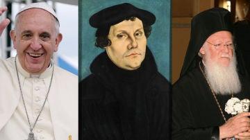 Catolicismo, Protestantismo y Ortodoxia
