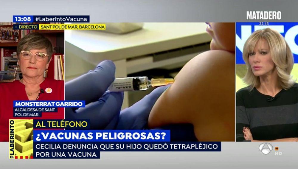 """El hijo de Cecilia quedó tetrapléjico a los 18 meses tras ponerse la vacuna hexavalente: """"No se informa de los efectos secundarios"""""""