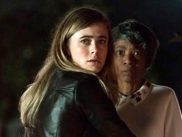 Michaela recuerda cómo se produjo el accidente de coche en el que murió su amiga Evie
