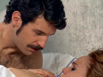 El terrible despertar de Natalia tras una noche de pasión con Carlos