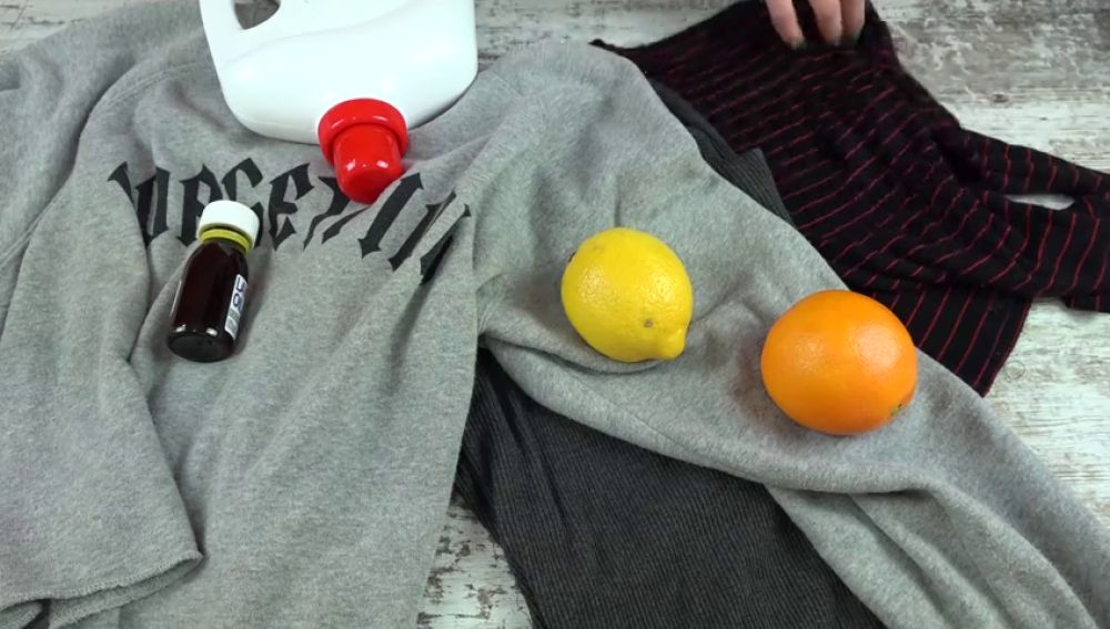 Los trucos para que tu ropa huela bien todo el día sin dañarla