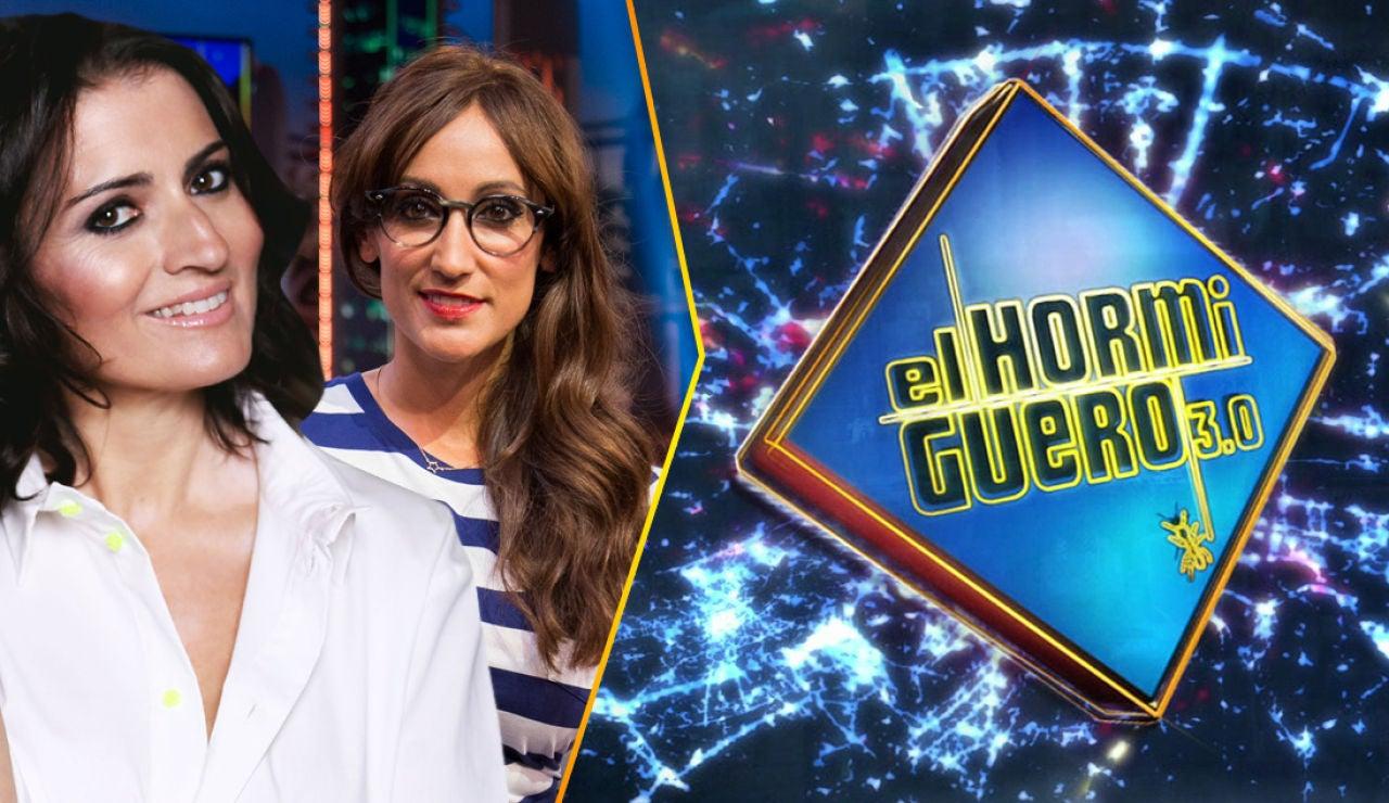 El próximo lunes empezamos la semana en 'El Hormiguero 3.0' con la visita de las actrices Silvia Abril y Ana Morgade