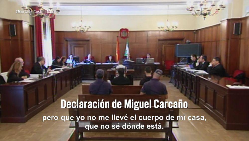 'El Cuco' fue condenado a dos años y once meses por encubrimiento y Miguel Carcaño a 20 años de cárcel por asesinato