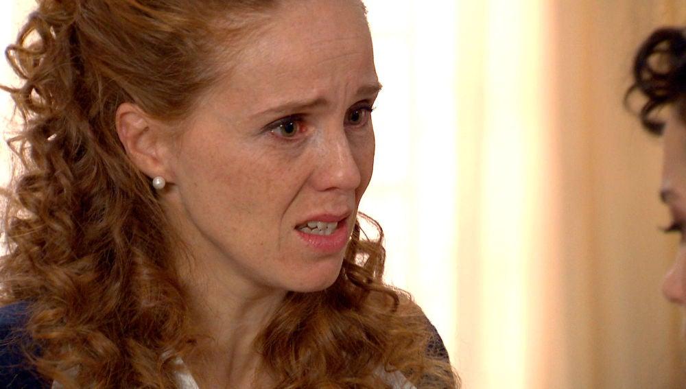 """Natalia, cargada de rabia: """"Me he enamorado de Carlos"""""""