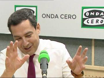 """Juanma Moreno: """"Lo primero es saber el estado de las cuentas"""""""