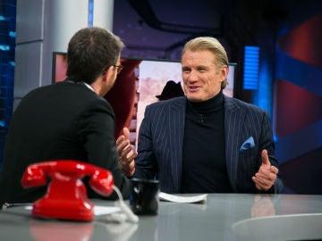 Dolph Lundgren desvela cuál es el secreo del éxito de 'Rocky' 40 años después