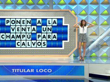Jorge Fernández y Laura Moure discrepan: ¿Para que sirve un champú para calvos?