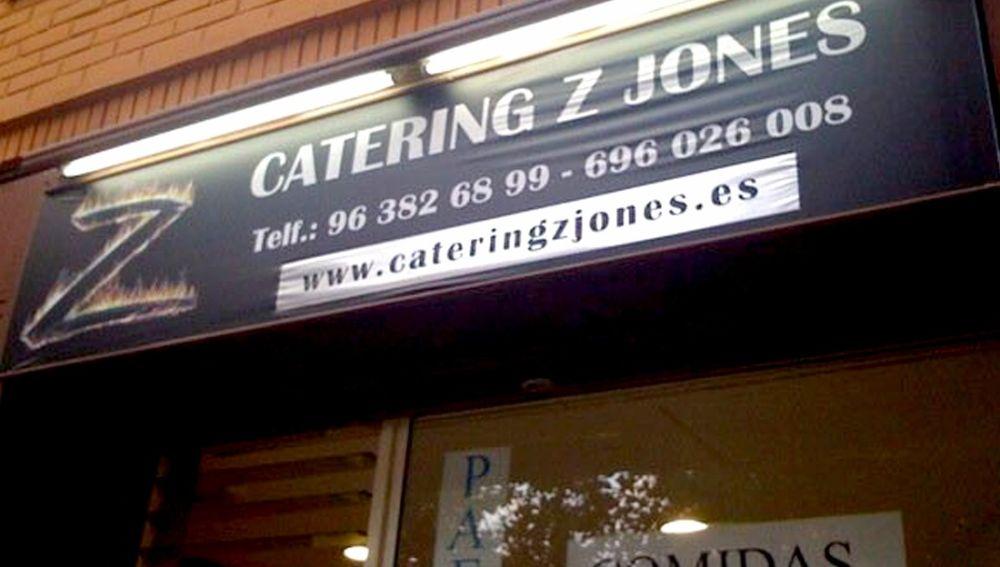 Catering Z.Jones
