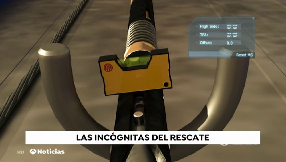 """La empresa que rescató a los mineros chilenos, sobre la herramienta usada en Totalán: """"No es un georradar, no localiza, mide la perforación"""""""