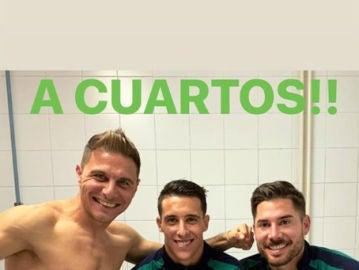 El reto del 'six pack' de Joaquín