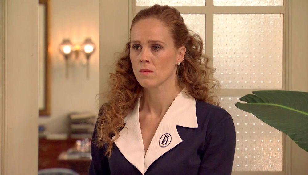 Natalia descubre que Gabriel fue el culpable del accidente que truncó su vida